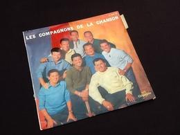 Vinyle 33 Tours (25cm)  Avec Languette Les Compagnons De La Chanson (1958) - Vinyles