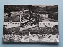 Le Camping à Bouillon ( Lander ) Anno 19?? ( Zie Foto Voor Details ) ! - Bouillon