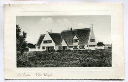 CPA - Carte Postale - Belgique - Le Zoute - Villa Royale  ( DD7301) - Knokke