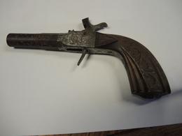 Pistolet A Broche - Armes Neutralisées