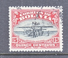 BOLIVIA  C 2  (o)   AERO - Bolivia