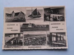 """ DUINSE POLDERS "" Vakantiecentrum A.C.W. / M.O.C. Centre De Vacances ( Arduenna ) Anno 19?? ( Zie Foto Voor Details ) ! - Blankenberge"
