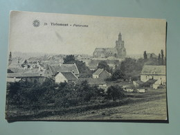 BELGIQUE BRABANT FLAMAND TIRLEMONT PANORAMA - Tienen