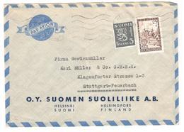 14004 - Pour L'Allemagne - Finlande