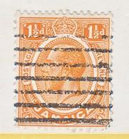 JAMAICA  62  (o)  Wmk. 3  Multi CA - Jamaica (...-1961)