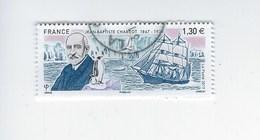 Personnalité Jean-Baptiste Charcot 5140 Oblitéré - France