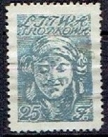 LITHUANIA  # CENTRAL  FROM 1920 STAMPWORLD  14 - Lituanie