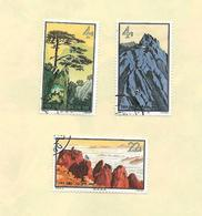 Timbres Chine - Used Stamps