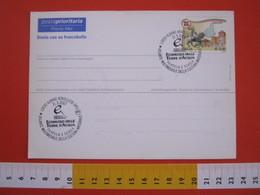 A.08 ITALIA ANNULLO - 2007 ALBANO VERCELLI ECOMUSEO DELLE TERRE D' ACQUA H2O PROTEZIONE AMBIENTE WATER FIUNAUBO - Protezione Dell'Ambiente & Clima