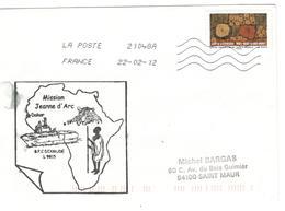 14016 - JEANNE D ARC Au SENEGAL - Militaria