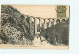 Ligne De La Mure - Le Viaduc - 2 Scans - France