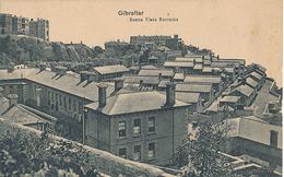 GIBRALTAR - BUENA VISTA BARRACKS - Gibraltar