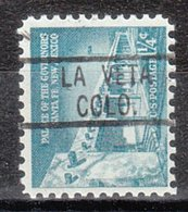 USA Precancel Vorausentwertung Preo, Locals Colorado, Las Veta 819 - Vereinigte Staaten