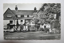 Angleterre - The Royal  Anchor Hôtel , Liphook  ( Voitures ) - Autres