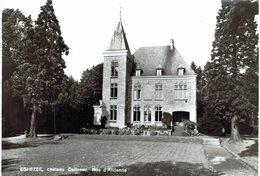 EGHEZéE   Château Delfosse, Rue D ' Andenne  Carte Grand Format. - Eghezée