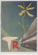 Cartolina Non Viaggiata -not Sent -  Il Treno Della Rinascita   Annullo Speciale Al Retro - Manifestazioni