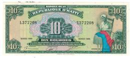 Haiti, 10 Gourdes, 1988. P-247a, UNC. - Haiti