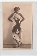 Cartolina  Viaggiata - Sent -  Donna Somala Alima - Africa