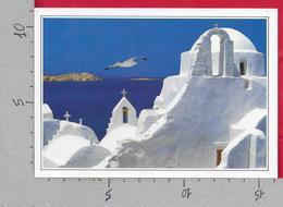 CARTOLINA NV GRECIA - Scorcio Caratteristico - 11 X 16 - Grecia