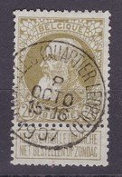 N° 75  BRUXELLES QUARTIER LEOPOLD - 1905 Grosse Barbe