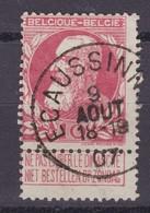 N° 74 ECAUSSINNES - 1905 Grosse Barbe