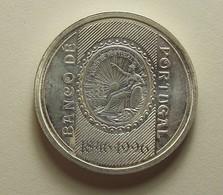 Portugal 500 Escudos Banco De Portugal Silver - Portugal