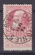 N° 74 DOTTIGNIES - 1905 Grosse Barbe