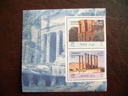 Jordan, Jerash, Petra, Religion, Architecture, Building, History, Pair, 2000 - Jordan