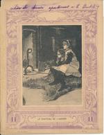 Couverture De Cahier - Le Chateau De L'Avenir - Ch. D., Paris - Protège-cahiers