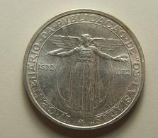 Portugal 50 Escudos Lusíadas Silver - Portugal