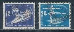 DDR 246/47 Gestempelt - DDR