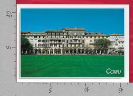 CARTOLINA NV GRECIA - CORFU - Scorcio Caratteristico - 11 X 16 - Grecia