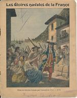 Couverture De Cahier - Prise De Ribeira Grande Par Cassard - C. Charier - Protège-cahiers