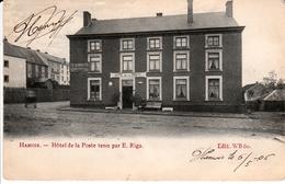 HAMOIR HOTEL DE LA POSTE TENU PAR E.RIGA - Hamoir