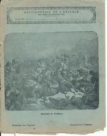 Couverture De Cahier - Bataille De Poitiers - Collection Lebrun - Protège-cahiers