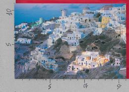 CARTOLINA NV GRECIA - SANTORINI - Ia - 11 X 16 - Grecia