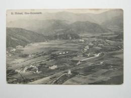 ST. MICHAEL , Schöne Karte , Randriss - Österreich