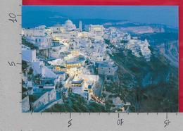 CARTOLINA NV GRECIA - SANTORINI - 11 X 16 - Grecia
