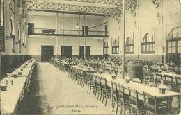 SEMINARIE HOOGSTRAETEN - EETZAAL (timbre Arraché) (ref 4990) - Hoogstraten