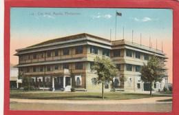 CPA: Philippines - City Hall, Manila - Philippines