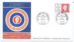 Enveloppe 1er Jour France FDC Marianne De Dulac 1994 - FDC