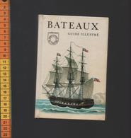 BATEAUX GUIDE ILLUSTRE COLLECTION APPROCHE DU MONDE GRUND 1973 - Bateau
