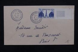 """FRANCE - Enveloppe FDC Nations Unies Le 6 /11 /51 , Oblitération  """" Assemblée Générale Nations Unies """" - L 22760 - FDC"""