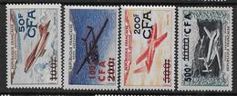 Réunion - PA  Série 52 à 55  **  - Cote : 110 € - Réunion (1852-1975)