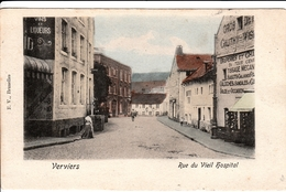 VERVIERS RUE DU VIEIL HOSPITAL - Verviers