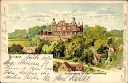 Artiste Lithographie Heinisch, Bielefeld In Nordrhein Westfalen, Schützenhaus Auf Dem Johannisberg - Germania