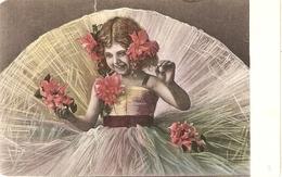 """Pretty Girl. Our Little Fairy"" Tuck Art Series PC # 1799 - Tuck, Raphael"