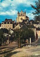 24 - Terrasson - L'Eglise Et La Ville Haute - Voir Scans Recto-Verso - Autres Communes