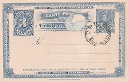 Intero Postale Ecuador - Ecuador