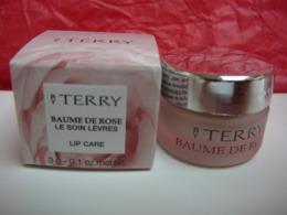 BY TERRY : MINI BAUME ROSE  LIRE ET VOIR !! - Miniatures Modernes (à Partir De 1961)